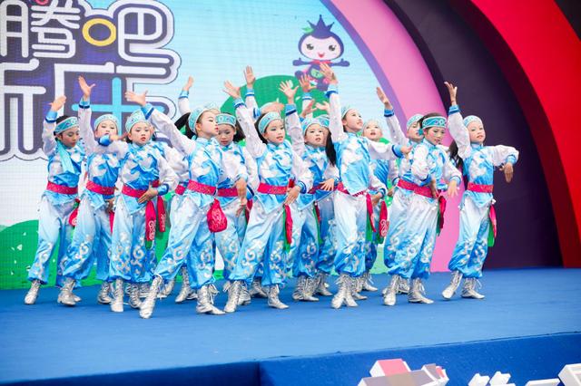 第二届太湖蓝莓节启幕