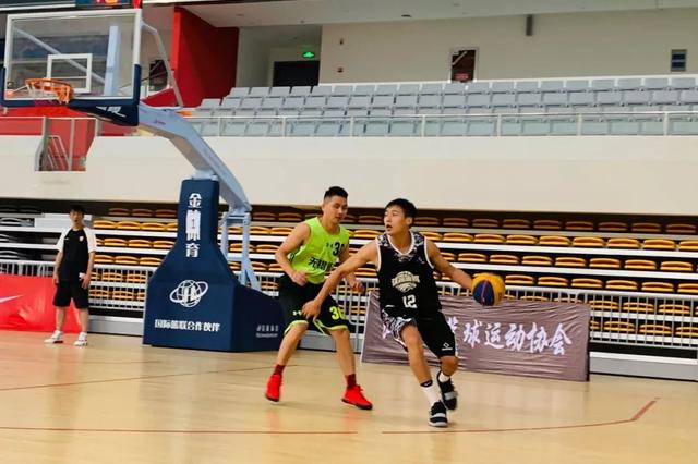 2019中国三对三篮球联赛 | 江苏豪翔获无锡赛区亚军晋级江苏省