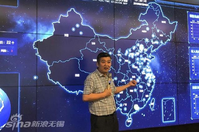 朗坤:智慧园区科技范十足 让未来触手可及