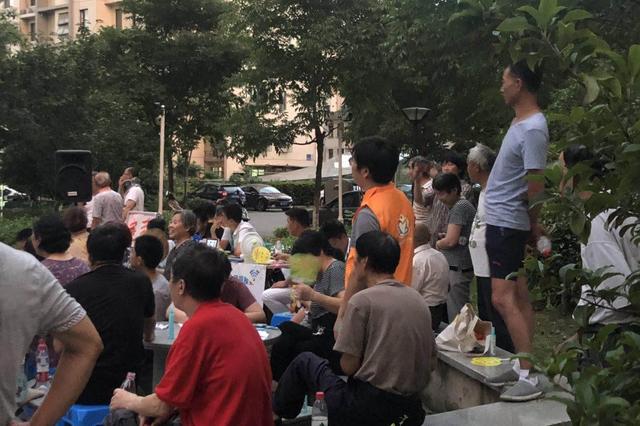桃源社区组织居民重温党的革命历史