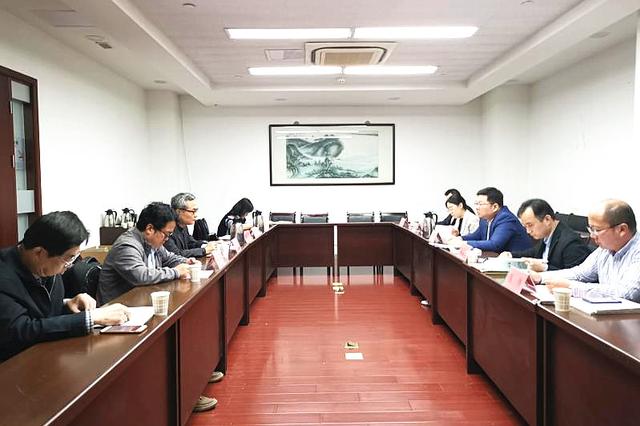 民建无锡市委青年工作委员会召开民主监督课题座谈会
