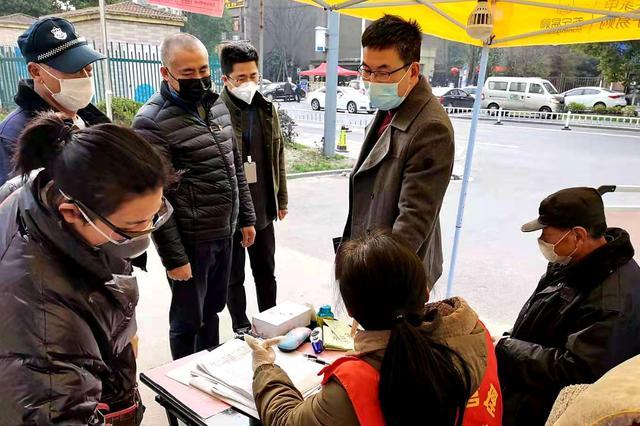 """梅村物管办工作人员在疫情防控主战场上的""""七十二变"""""""