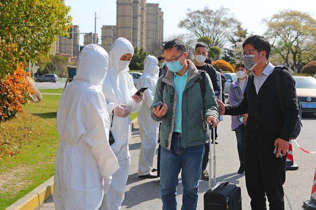 江南大学举行学生返校应急演练