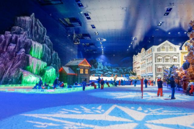 无锡融创雪世界5月20日起恢复对外开放