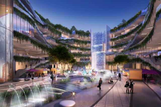 无锡最大的单体购物中心即将开业,八佰伴中心品牌组合全透析