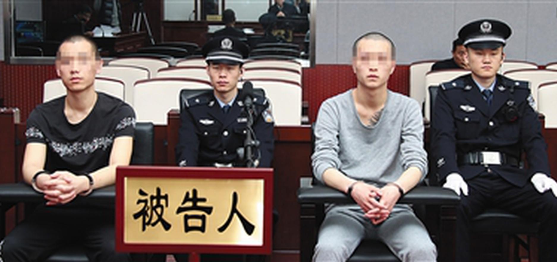 少年14岁时与他人用腰带勒死女司机 7年后自首获刑8年