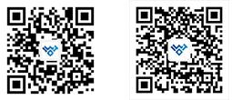 掌上物博会二维码   官方微信二维码