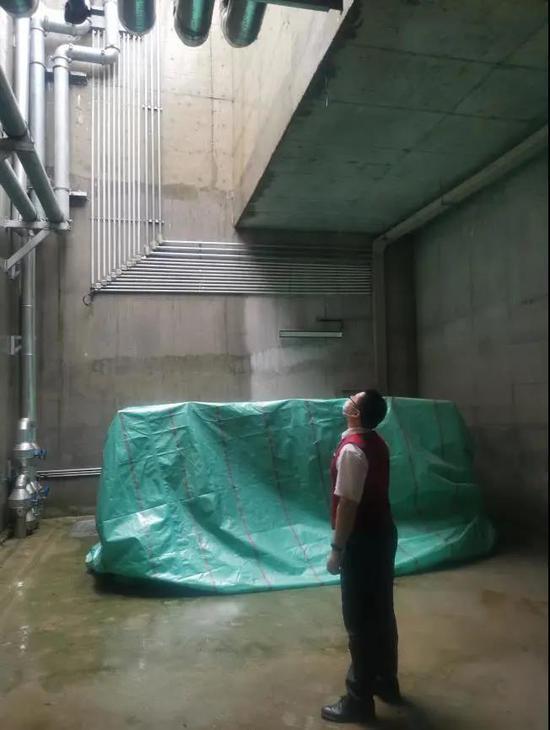 来自无锡地铁的防汛全天直播丨防汛,我们时刻准备着