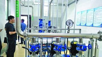 无锡改造二次供水设施