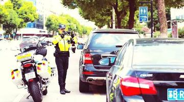 无锡3个月查处交通违法40多万起