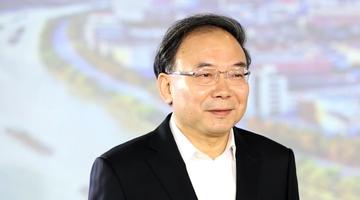 李小敏接受省广电总台专访