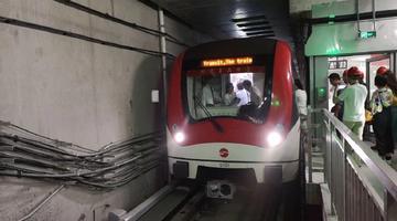 地铁1号线南延线国庆前开通