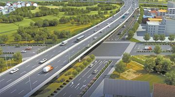 锡澄一体化道路建设提速