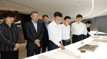 杜小刚拜访大湾区知名企业