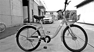 全新的小拜单车被廉价出售