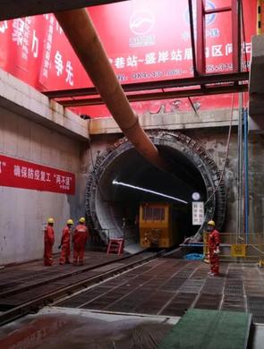无锡地铁在建工程复工