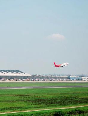 苏南硕放机场启用临时航线