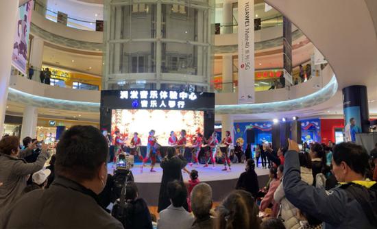 以文化凝聚力量,用文化创建文明 安镇街道锦安社区开展志愿服