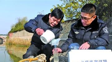 太湖枯水期预警监测