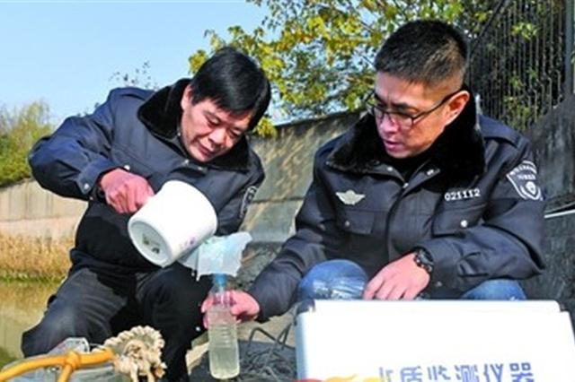 太湖枯水期预警监测 全面掌握太湖枯水期的水质状况