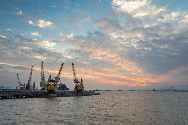 长江窑港口水源地 取水口迁建工程顺利通水