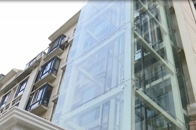 自费40万装电梯 这部老新村里的新电梯装得值吗?