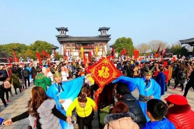 无锡春节黄金周 发送旅客111.3万人次