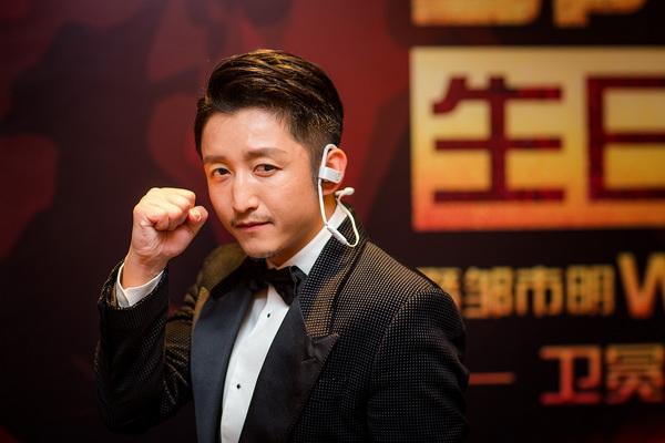 邹市明:我始终是一个体育人 中国拳击必须改变观念