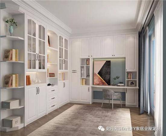 简欧风格家居,诠释优雅和艺术美。