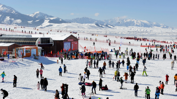 新疆各地晒出春节假期旅游成绩单,一起看看哪家强?