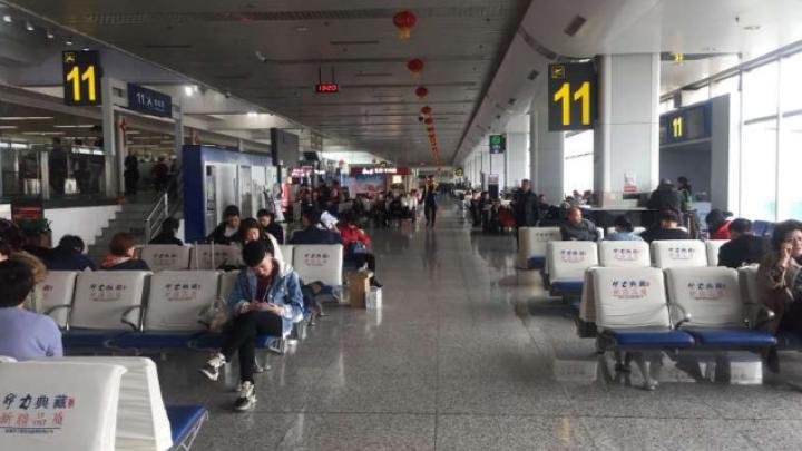 乌鲁木齐国际机场因冻雾天气取消航班34班