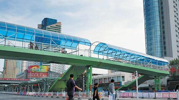 """乌鲁木齐市人行天桥、地下通道、立交桥将换""""新颜""""!"""