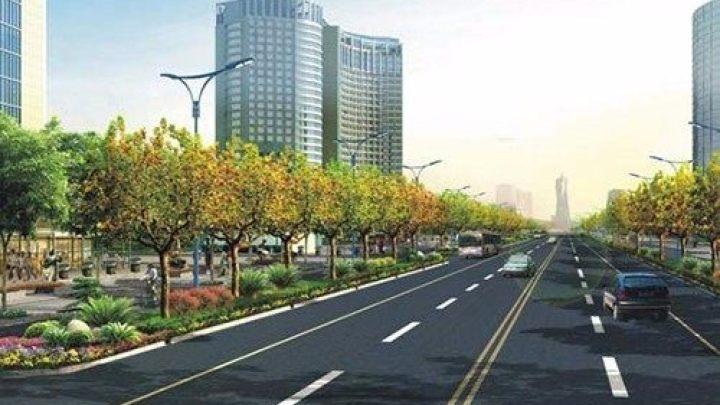 米东大道二期有望年内完工 预计下周复工
