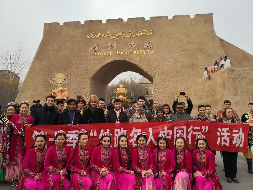 六国外媒走访新疆 点赞经济发展社会稳定