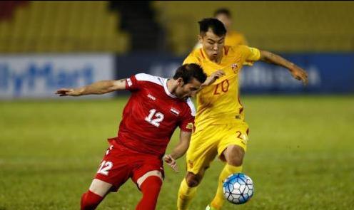 亚洲杯两战一球未进 叙利亚主帅斯坦奇下课
