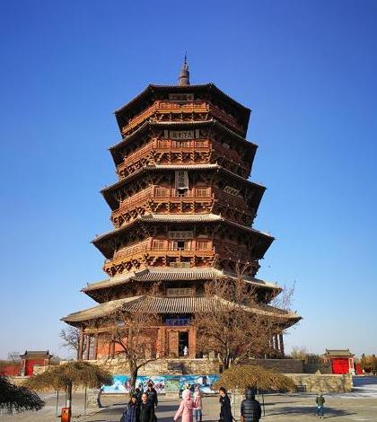"""一位建筑人的春节:寻访千年古建 传承""""鲁班精神"""""""