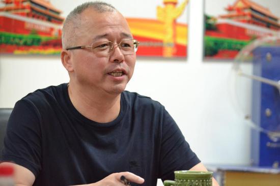 古荡镇股份经济合作社党委书记殷国生访谈