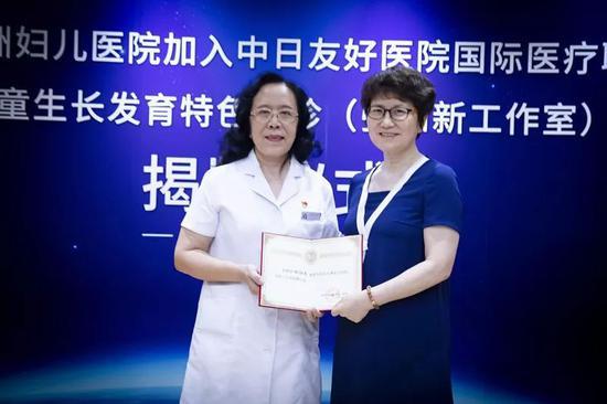 重磅消息:北京五洲妇儿医院成立儿童生长发育特色门诊,中日友好医院儿科专家加盟