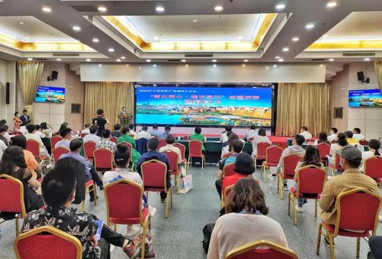 """""""南北同心·携手同行""""南疆旅游宣传推介会在新疆喀什召开"""
