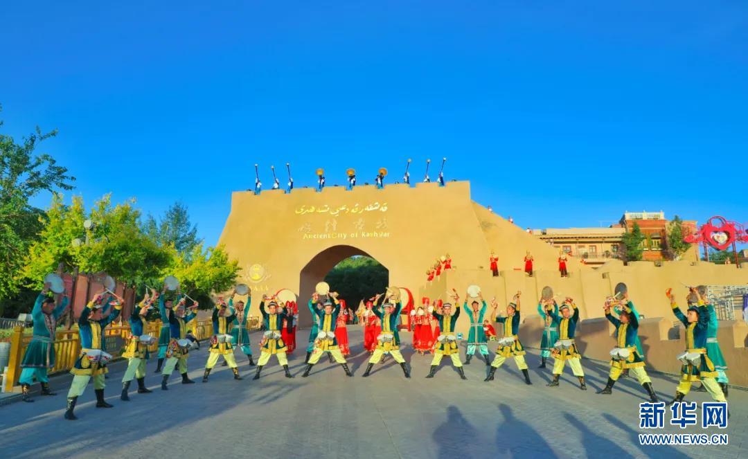 喀什旅游正当时 诚邀八方宾客来