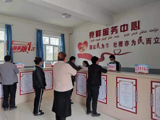 新疆教育厅驻村工作队:为民办实事解难题