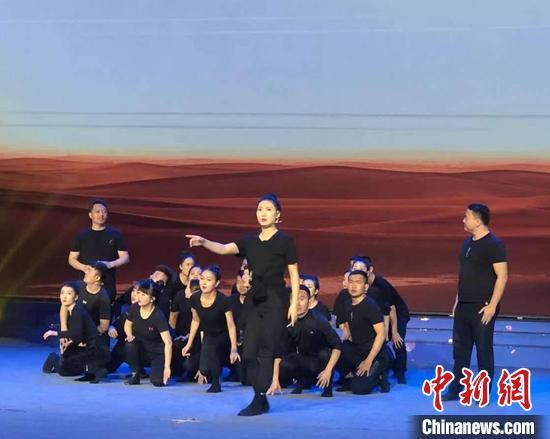 """原创剧目《我叫王成帮》预计6月首演 展示""""绿色追梦者""""精神"""