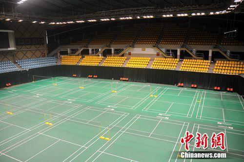 资料图:大型场馆受其规模影响,运营成本较大。北京市朝阳体育馆供图