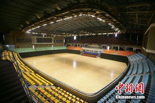 资料图:这一政策面向的是有一定规模的大型场馆。图片来源:朝阳体育馆供图