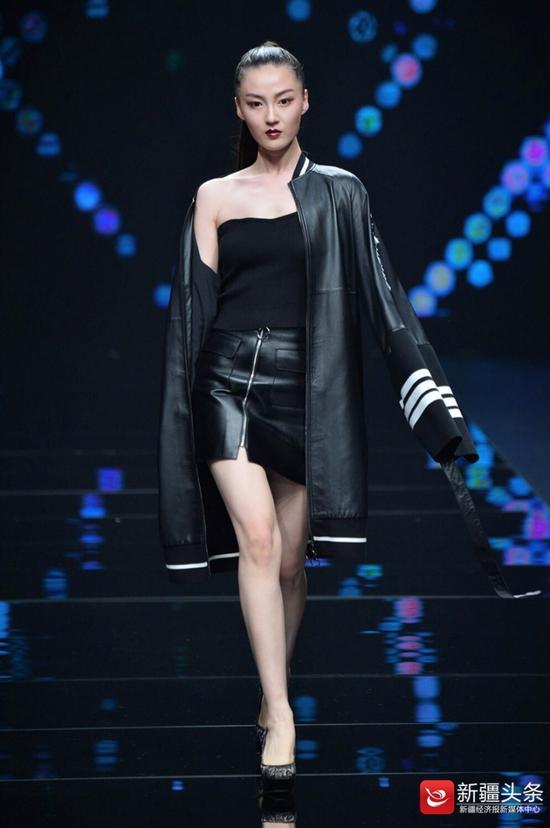 近十年,国际品牌模特赛事落户新疆
