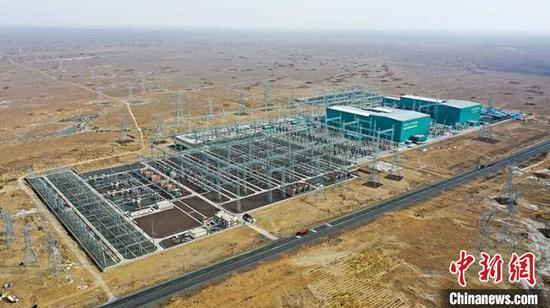 """""""十三五""""投资690亿元 新疆电网布局持续优化"""