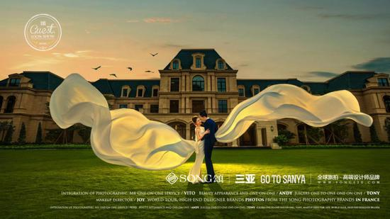 【marchesa婚纱】在唯一视觉拍照到底好不好?海南三亚旅拍最好时间在哪个月份?