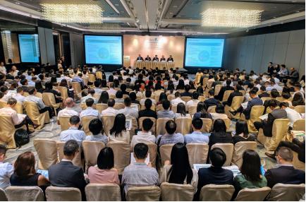 中国奥园2019年中报告出炉,照比去年同比增长超过3成