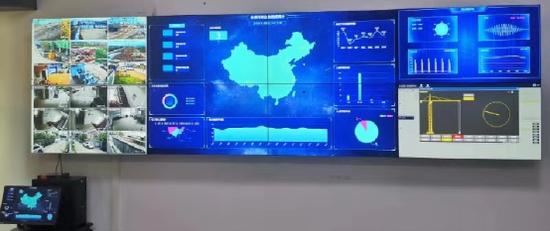 图为全球共德智慧工地政务版官方图