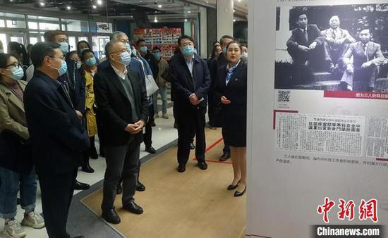 """""""我和我的祖国""""中国科学家精神主题展全国巡展新疆站启动"""